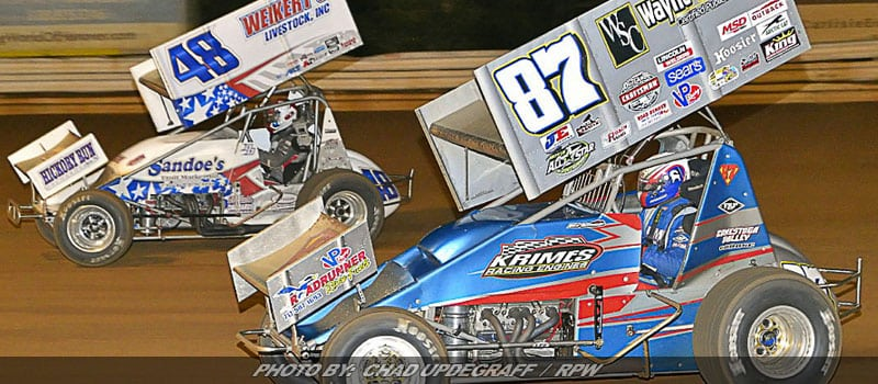 Dietrich Increases Win Count To 12; Williams Grove National Open Ahead