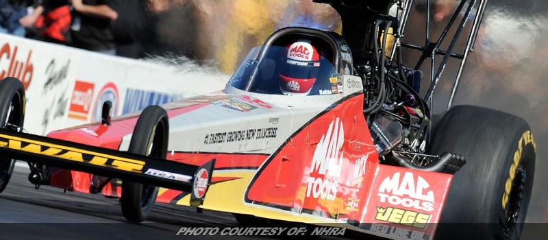 Following Early NHRA Countdown Win, Doug Kalitta Focused On Performance