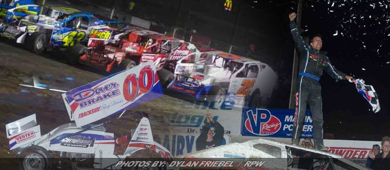 Fonda Speedway Hosted The Best Of The Best In The Northeast Last Weekend