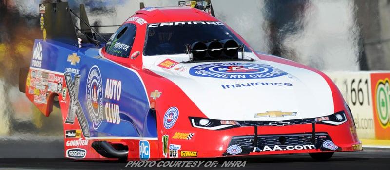 NHRA Funny Car Standout Robert Hight Confident More Impressive Runs Await