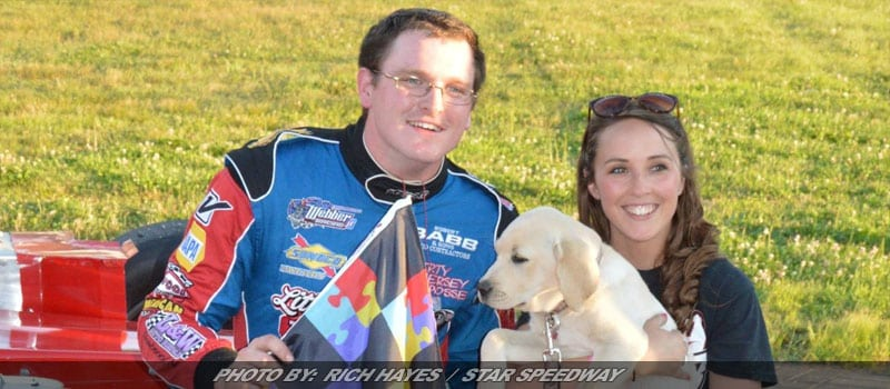 Brad Babb Clinches 350 Super Championship At Star Speedway