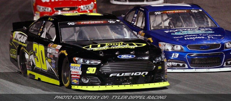 "Dippel Hopes To End K&N East Season With ""Monster"" Performance At Dover"