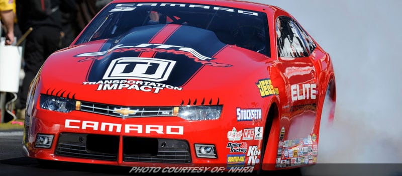 Racing At NHRA Midwest Nationals Brings Back Memories For Erica Enders