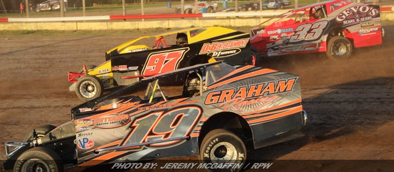 Super DIRTcar Series, Cole Cup & Sportsman Close Out Utica-Rome Season With SDW Pregame Event