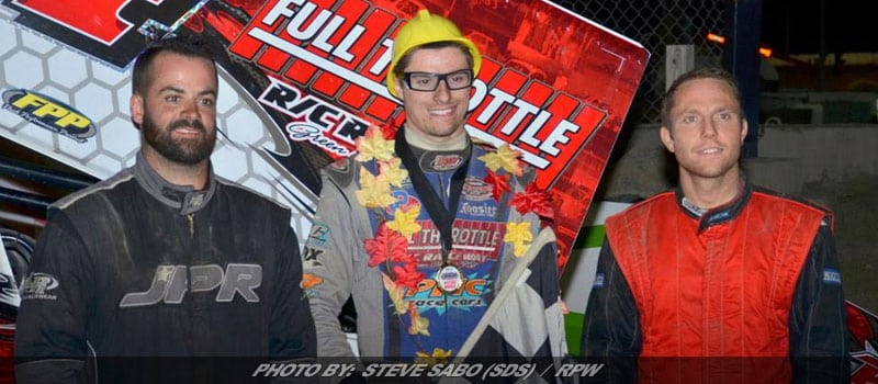 Bobby Hackel Invades & Conquers Afton With CRSA Sprint Tour Victory
