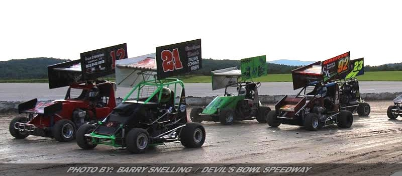 500cc Mini Sprints To Become Official Devil's Bowl Division In 2018