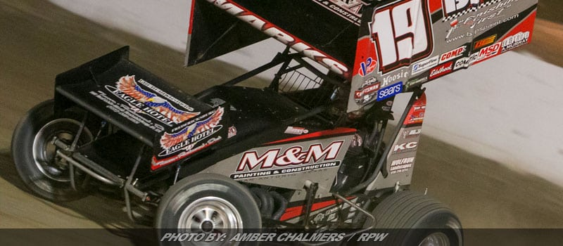 Brent Marks Finishes Sixth At Fulton; Looks Forward To Port Royal