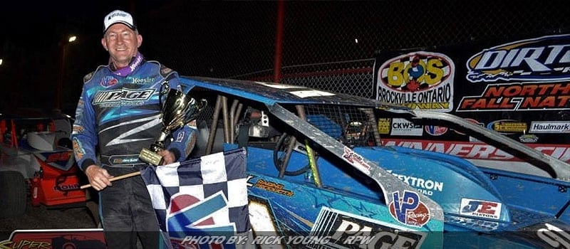 Billy Decker Takes Northeast Fall Nationals At Brockville