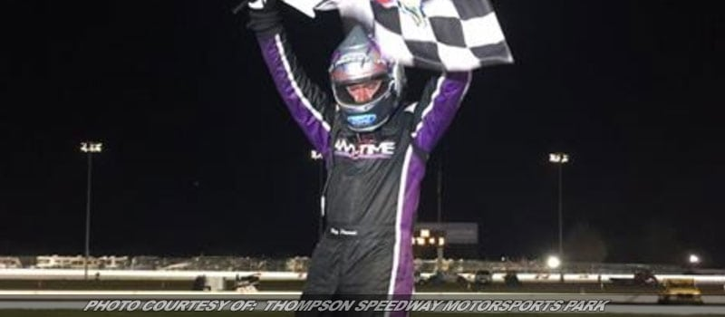 Parent Wins Shootout For Late Model Crown To Kick Off World Series Weekend At Thompson