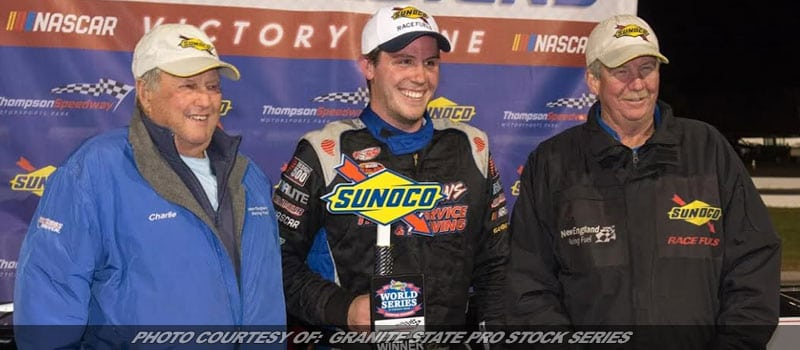 Ramstrom Dominates Late In Granite State Pro Stock Event At Thompson
