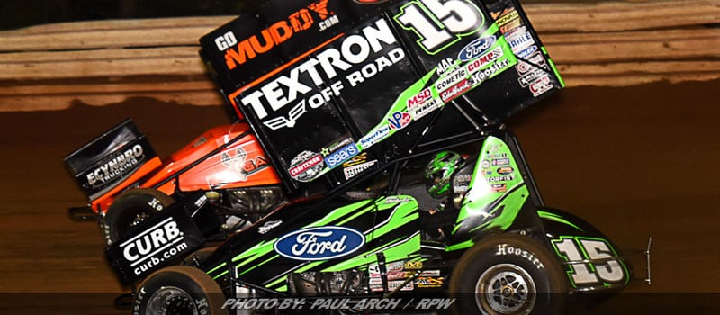Donny Schatz Downs 'The Posse'; Claims 19th WoO Win Of Season At Port Royal