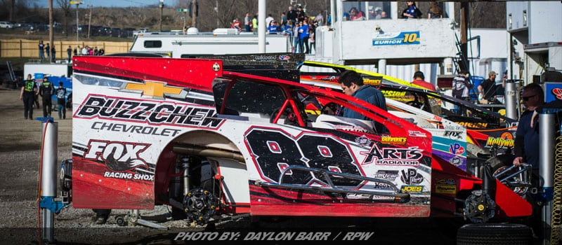 Fifty Rich Laps Of Racing Kicks Off Eastern States Weekend Thursday