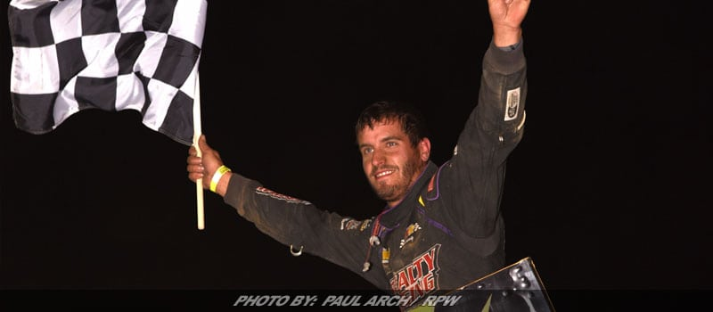 Ryan Smith Sweeps At Mansfield; Empire Super Sprints Finale Ahead