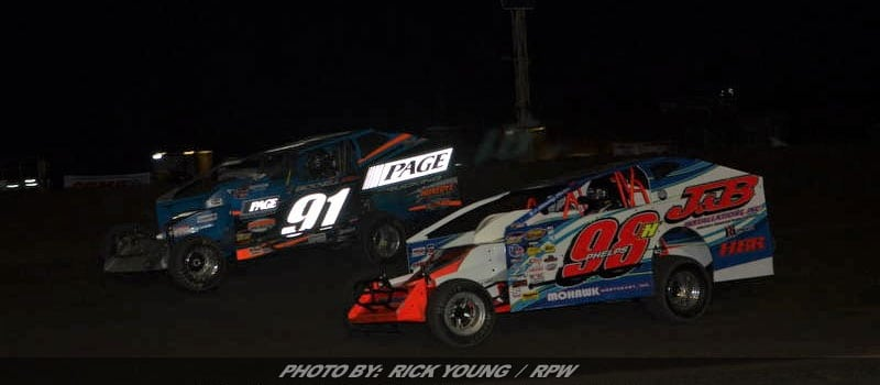 Top Three Finish For Jimmy Phelps, Max Seventh At Brockville; HBR Racing Recap