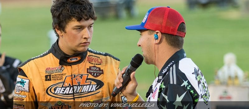 Max Stambaugh & Ray Marshall Motorsports Part Ways