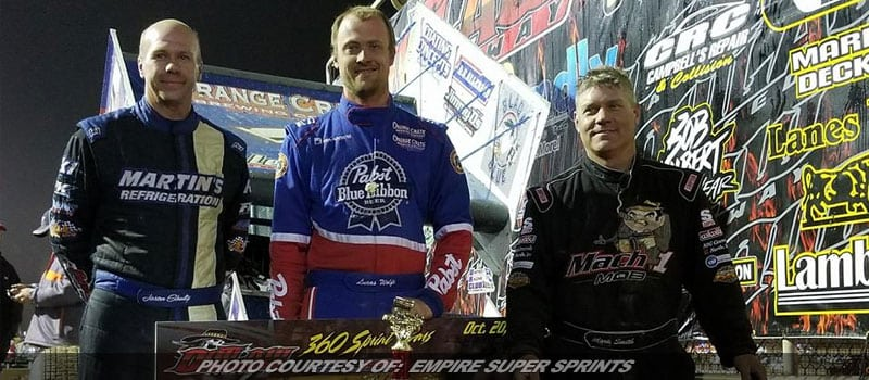 Wolfe Finds Victory Lane At Outlaw Speedway On Night One Of Dutch Hoag Weekend