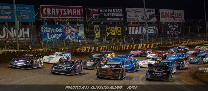 WoO LM Series Championship & Single-Season Win Record In Jeopardy At World Finals