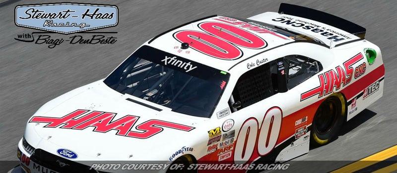Stewart-Haas Bolsters NASCAR XFINITY Series Effort By Partnering With Biagi-DenBeste Racing