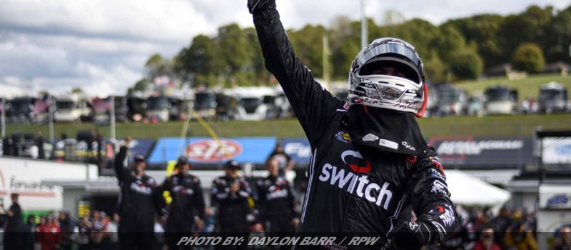 Outside Pass At Martinsville Gives Gragson NASCAR Truck Series Win; Friesen Sixth
