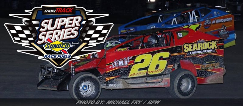 Short Track Super Series Announces Four-Year Agreement With Sunoco