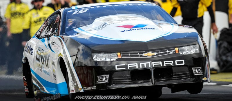 NHRA Announces 16-Car Fields For Pro Stock At All 2018 National Events