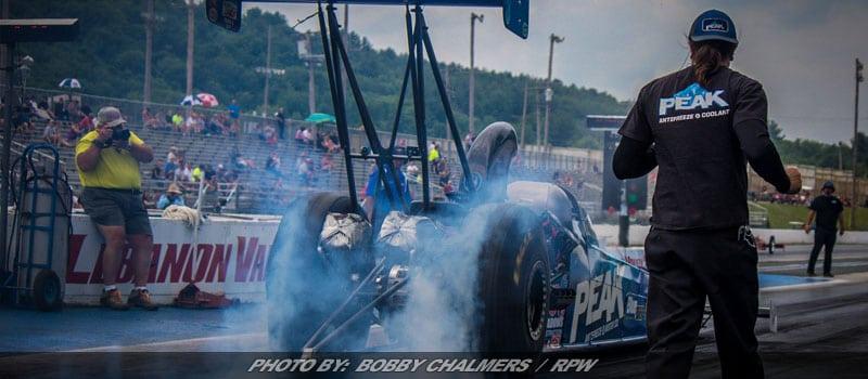 NHRA Announces Lucas Oil Drag Racing Series Schedule For '18