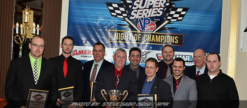 Short Track Super Series Announces 'Night of Champions' Awards Banquet Date