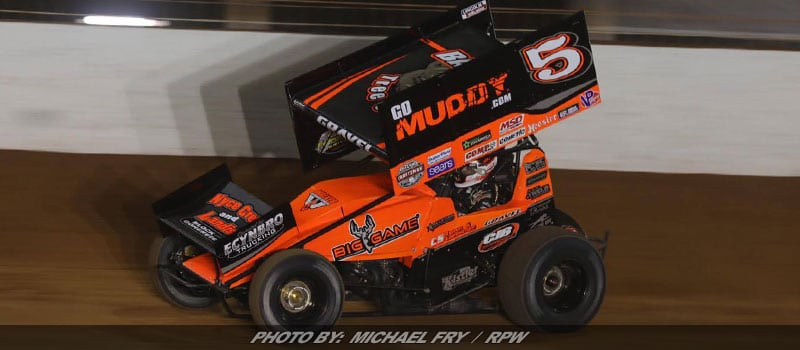 Gravel, Starks Claim Top WoO Sprint Qualifying Sports On Opening Night Of World Finals