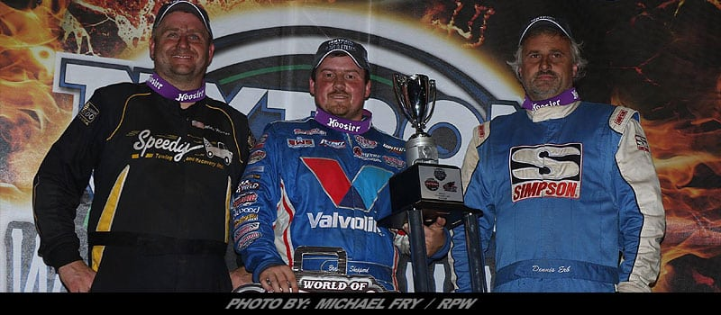 Story & Video: Brandon Sheppard Ties Single-Season WoO LM Win Record With Late Race Pass For Victory At World Finals