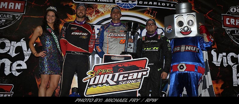 Story & Video: Sheppard Seals Super DIRTCar Championship In Grand Fashion With Win At World Finals