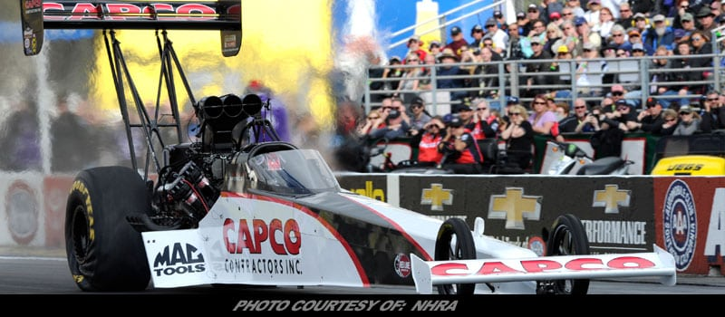 Top Fuel World Championship Comes Down To The Wire At NHRA Finals In Pomona
