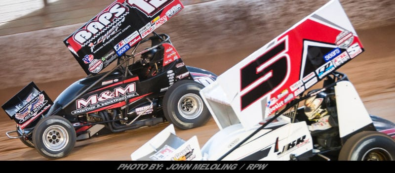 Brent Marks Concludes World Of Outlaws Campaign Tenth In Final Standings