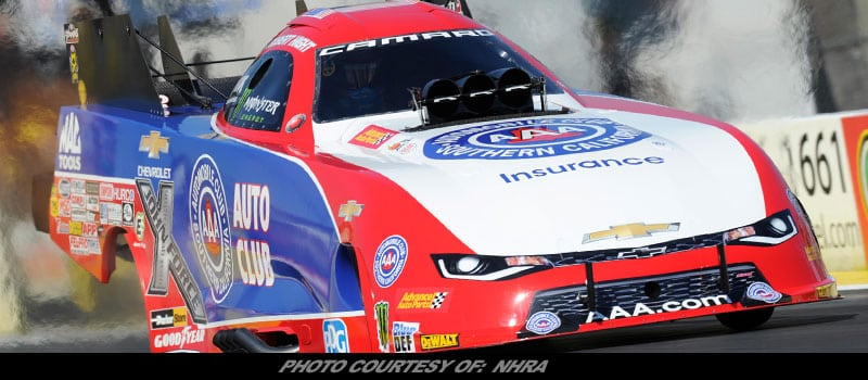 Robert Hight Excited To Be Back In Position For An NHRA Funny Car World Championship