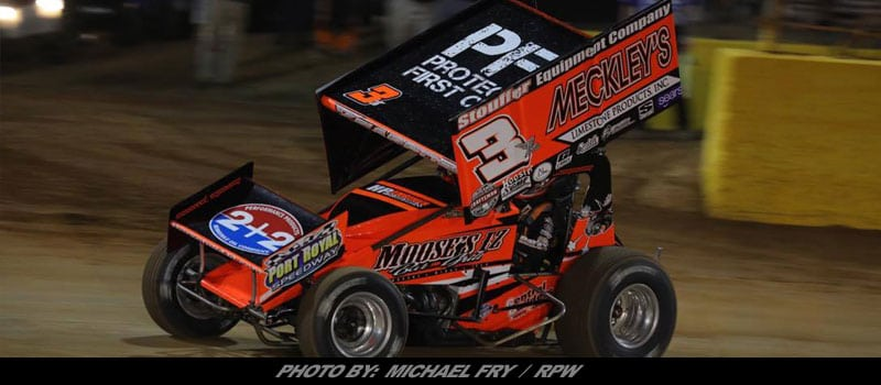Zearfoss Caps Year With Pair Of World Finals A-Main Starts