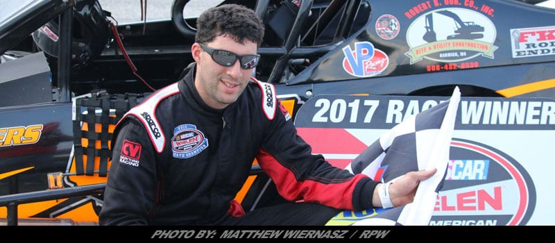 Keith Rocco To Make First Indoor TQ Midget Starts This Winter