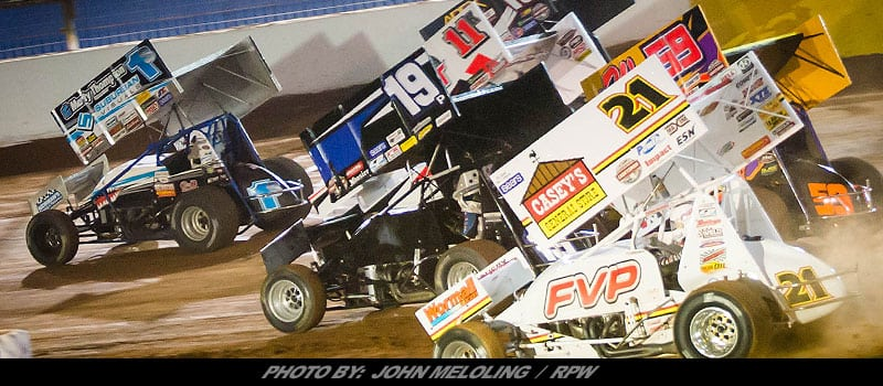 CBS Sports Network To Broadcast Eight World Of Outlaws Events During Off-Season