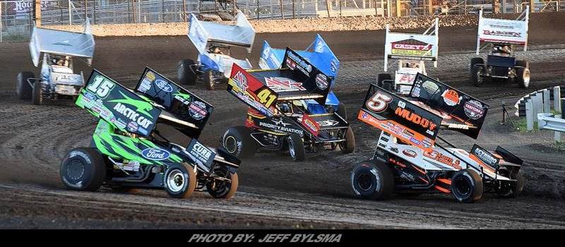 40th Annual AGCO Jackson Nationals Paying $40,000-To-Win; $3,000-To-Start