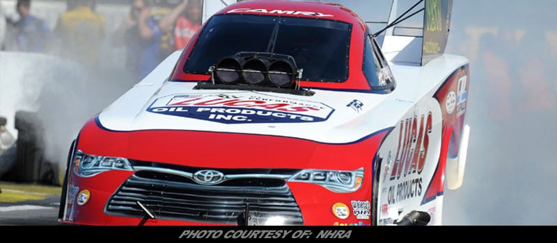 Lucas Oil Named Title Sponsor For NHRA WinterNationals