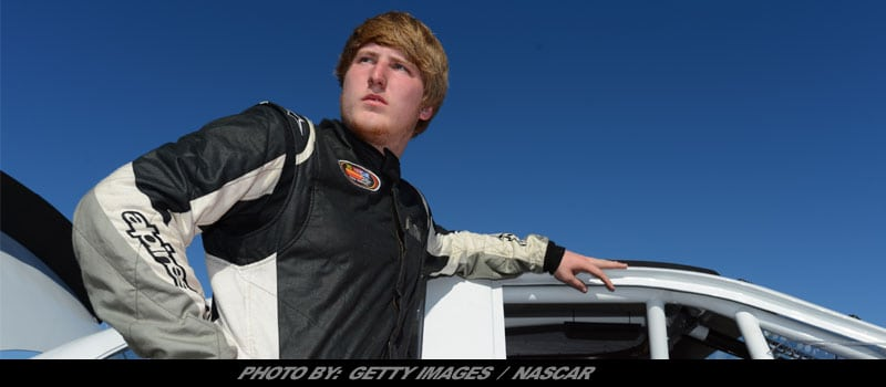 Austin Hill To Compete Full-Time On NASCAR Truck Series As Part Of Young's Motorsports