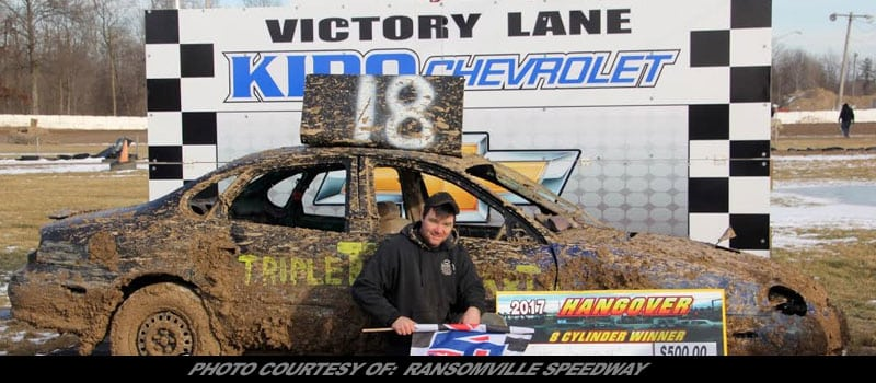 No Hangover 150 At Ransomville Speedway In 2018