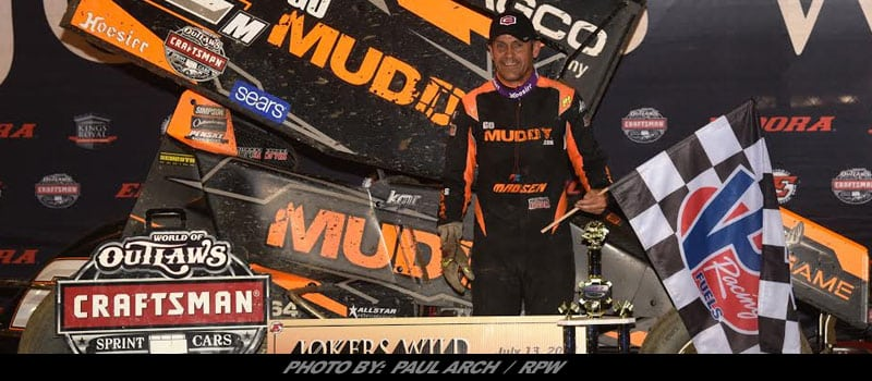Big Game Motorsports & Kerry Madsen Ride Fast Car & Consistency To Standout Season