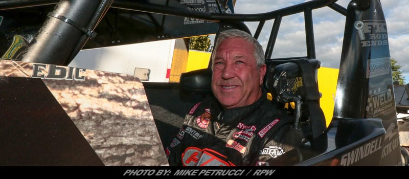 Sammy Swindell Earns Eight Wins In Five Different States With Four Racing Series