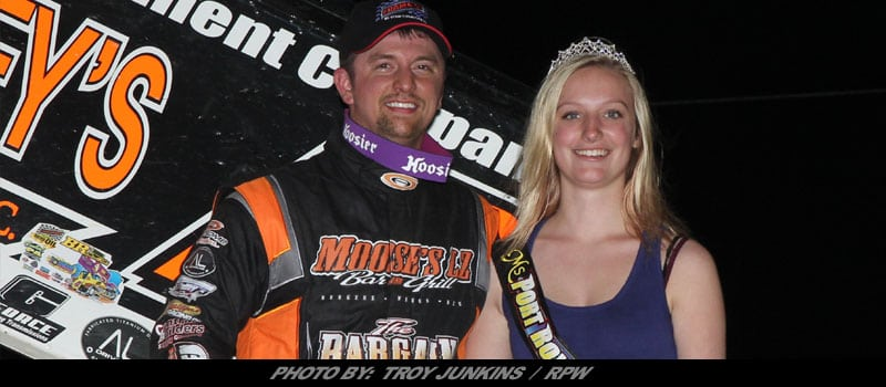 Brock Zearfoss To Be Officially Crowned Port Royal Champion Saturday