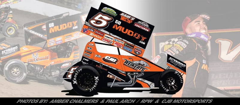 Weikert's Livestock Joins David Gravel & CJB Motorsports For '18 Outlaw Season