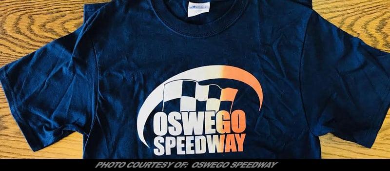 Saturday 'Super Sales' Underway On Oswego Speedway Merchandise