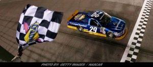 Chase Briscoe Gets First Series Win In NASCAR Truck Finale At Homestead; Stewart Friesen Seventh