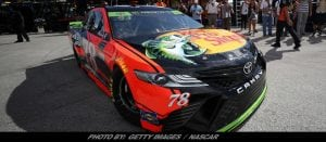 Martin Truex Jr. Overcomes Brush With Homestead Wall To Lead NASCAR Happy Hour