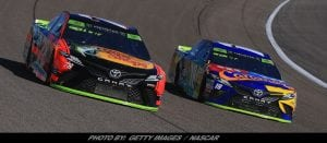 Busch Comes One Spot Short Of NASCAR Cup Title After Run Through Field