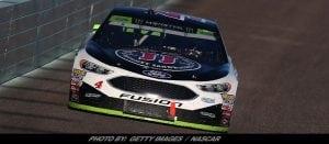 Deteriorating Handling Dooms Kevin Harvick's NASCAR Cup Title Shot