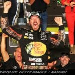 Martin Truex Jr. Holds Off Kyle Busch For NASCAR Cup Win At Homestead & Series Title